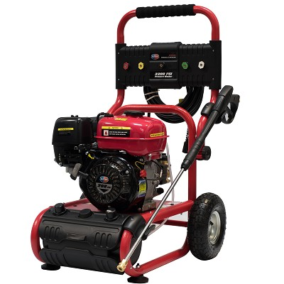 APW5120 - Allpower Gas Pressure Washer 3200 PSI