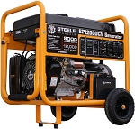 SP12000CN - Steele 12,000W Portable Generator CARB